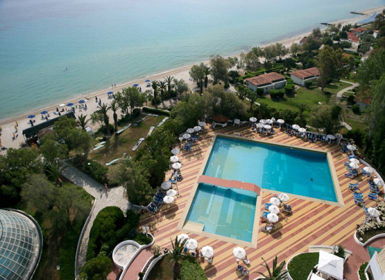 Hotel Pallini Beach, Halkidiki