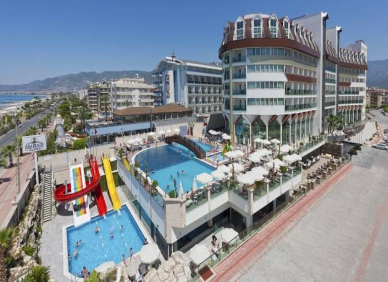 Asia Beach Resort & Spa,Turcia / Antalya / Alanya