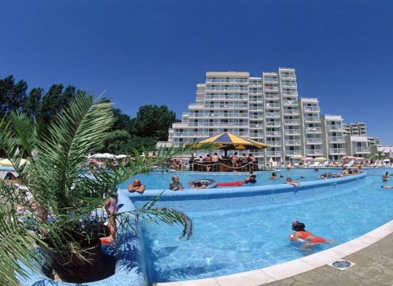 Hotel Elitsa,Bulgaria / Albena
