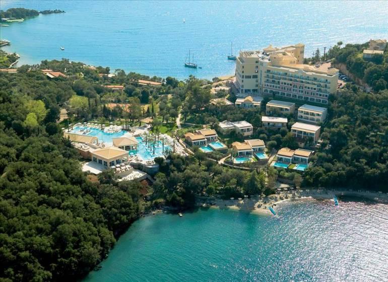 Hotel Grecotel Eva Palace,Grecia / Corfu