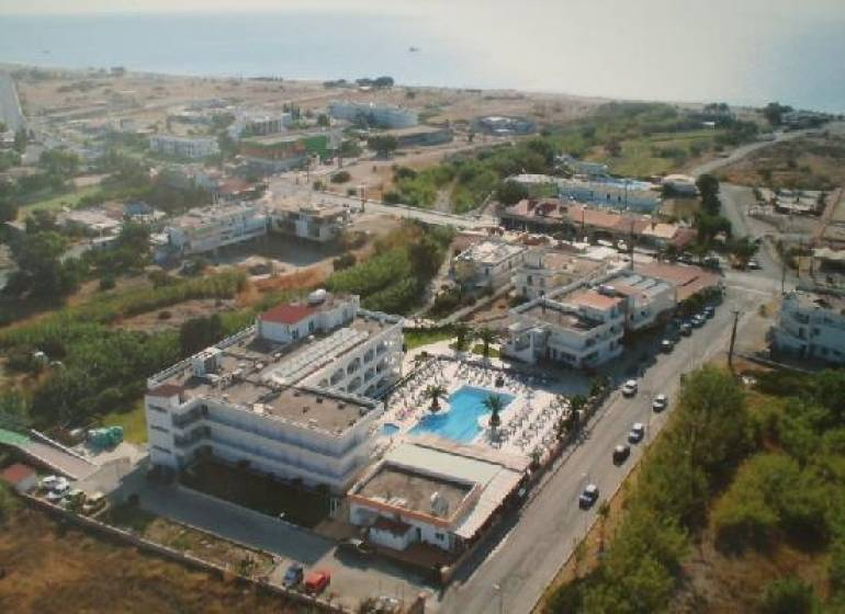Orion Hotel, Rodos