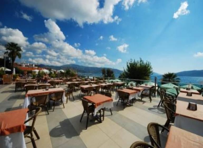 Pasa Beach Hotel,Turcia / Marmaris