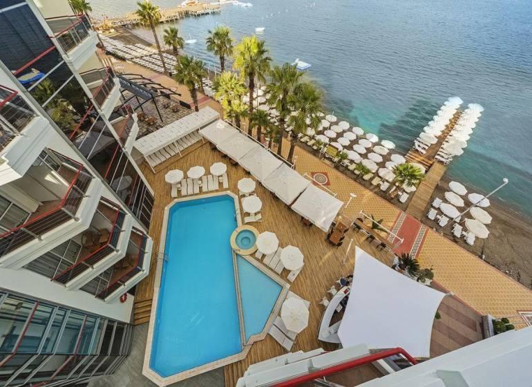 Poseidon Hotel,Turcia / Marmaris