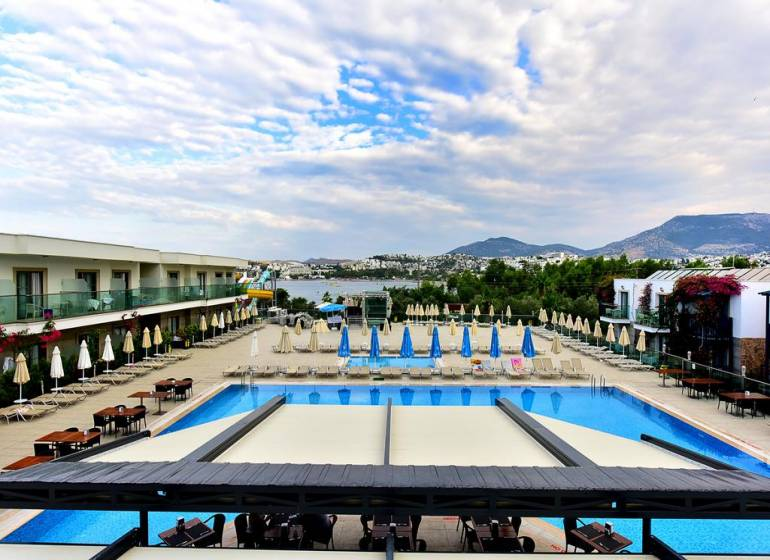 Jasmin Beach Hotel,Turcia / Bodrum / Gumbet