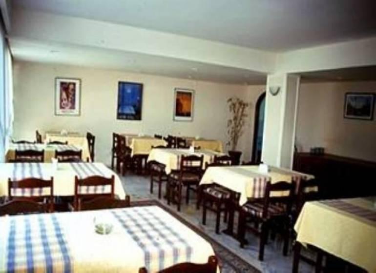 Serhan Hotel, Gumbet