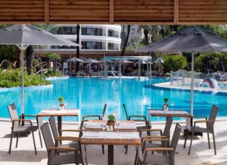 D Resort Grand Azur,Turcia / Marmaris
