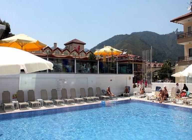 Idas Hotel,Turcia / Marmaris