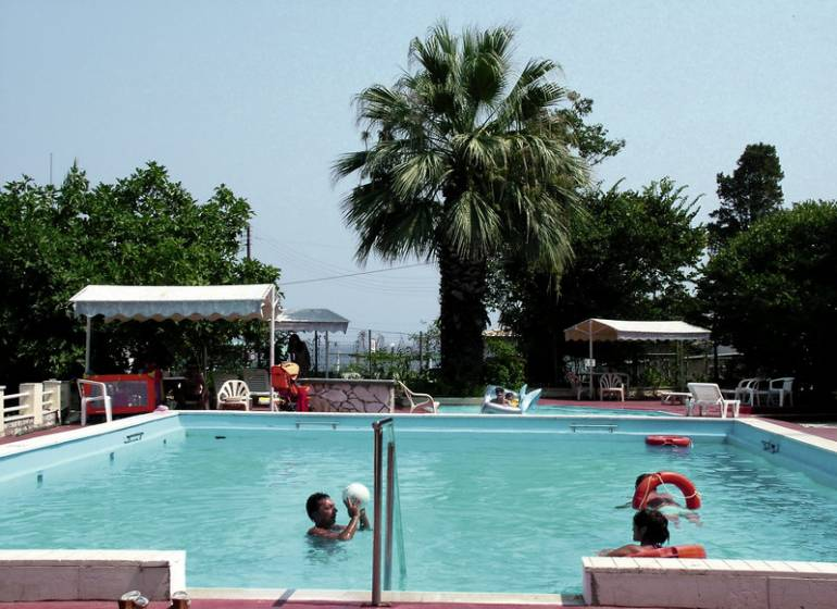 Potamaki Beach Hotel,Grecia / Corfu