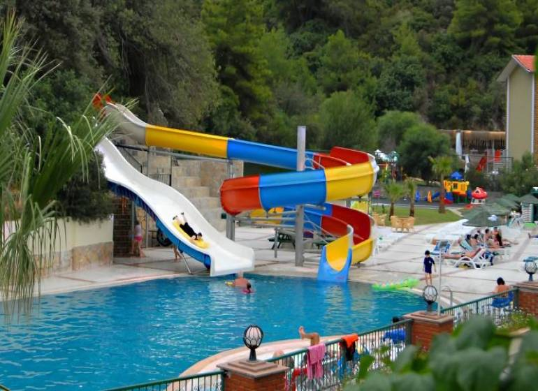 Mirage World Hotel,Turcia / Marmaris