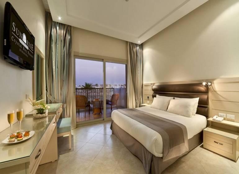 Sunrise Crystal Bay Resort, Hurghada