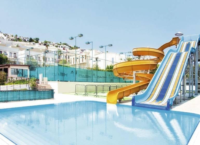 Hotel Asteria Bodrum Resort ,Turcia / Bodrum / Gumbet