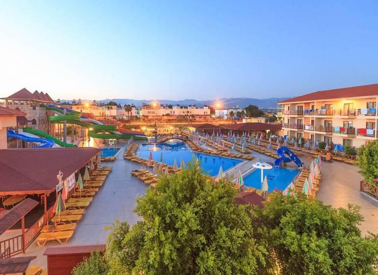 Eftalia Village,Turcia / Antalya / Alanya