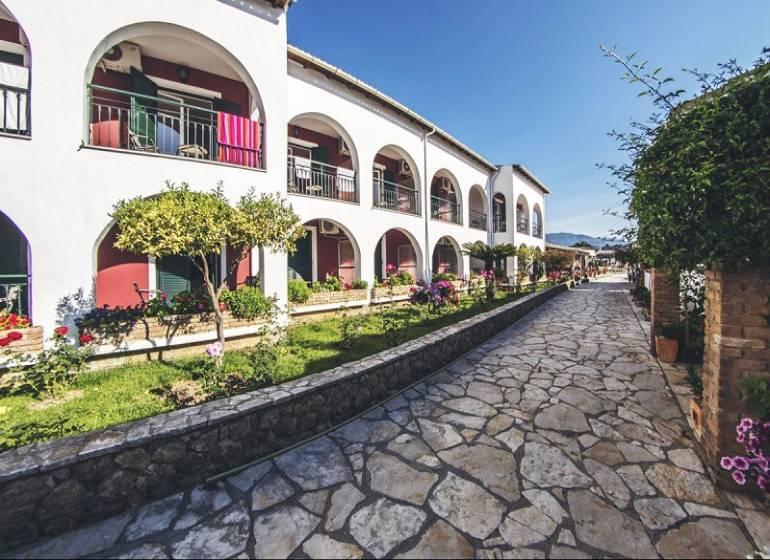 Iliada Beach Hotel, Gouvia