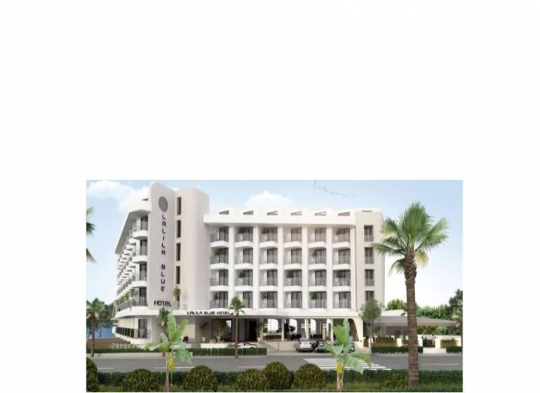 Hotel Lalila Blue Suites,Turcia / Marmaris