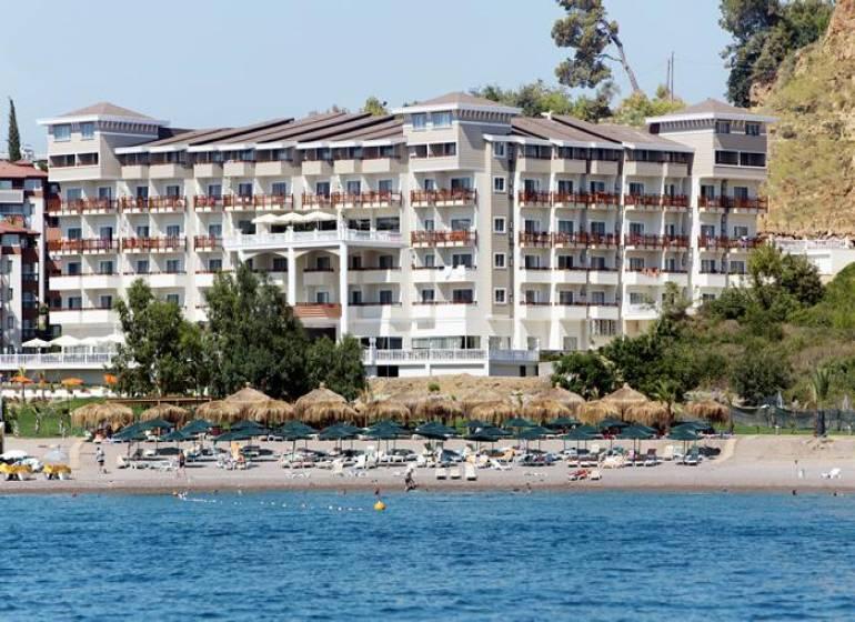 Justiniano Deluxe Resort, Alanya