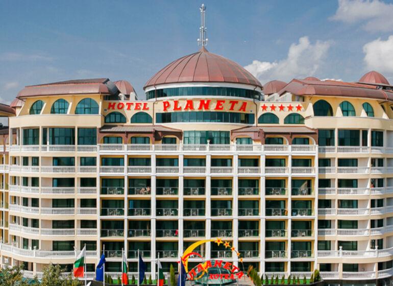 Hotel Planeta,Bulgaria / Sunny Beach