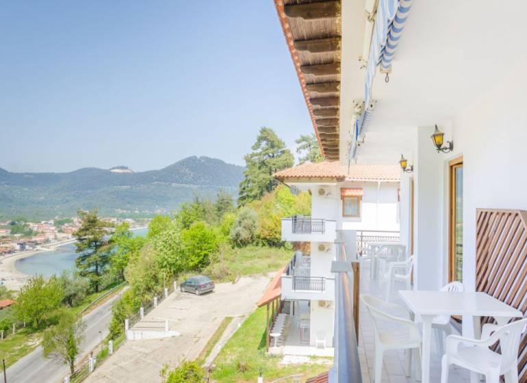 Vedere Apartments,Grecia / Thassos