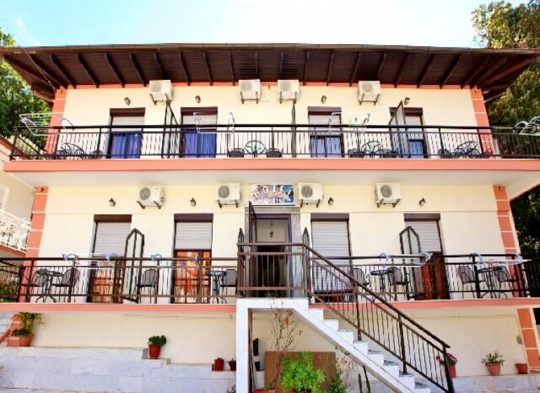 Delfini Hotel,Grecia / Thassos / Skala Potamia