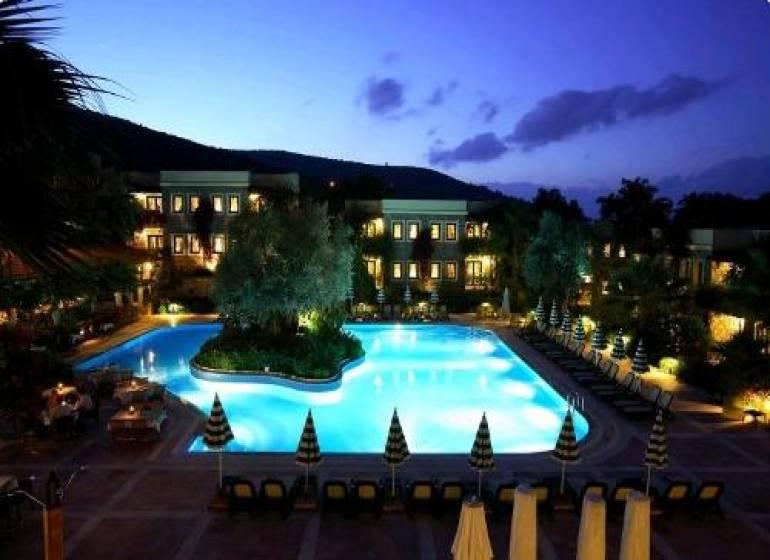 Zeytinada Hotel,Turcia / Bodrum