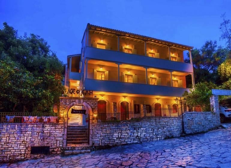 Nefeli Hotel - Lefkada,Grecia / Lefkada / Agios Nikitas