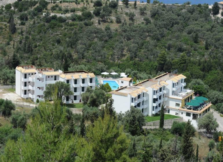 Santa Marina Hotel - Lefkada,Grecia / Lefkada / Agios Nikitas