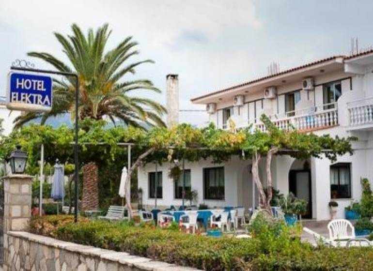 Elektra Hotel,Grecia / Thassos / Skala Prinos