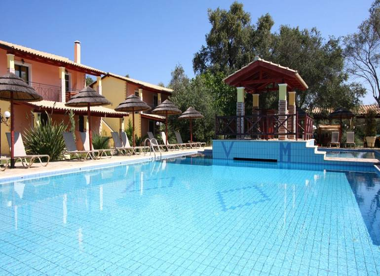 Hotel Villaggio Maistro,Grecia / Lefkada / Agios Ioannis