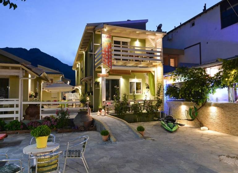 Hotel Pierion Musses Suites, Skala Potamia