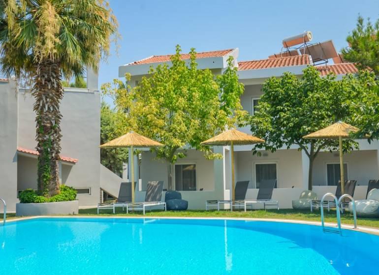 Inspira Boutique Hotel,Grecia / Thassos / Skala Prinos