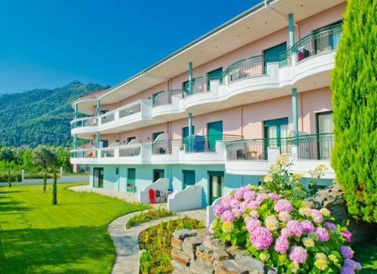 Ocean Beach Hotel,Grecia / Thassos / Skala Potamia