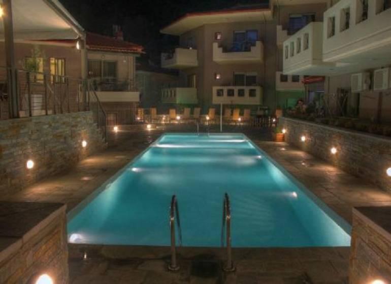Ntinas Filoxenia Hotel & Spa,Grecia / Thassos / Skala Potamia