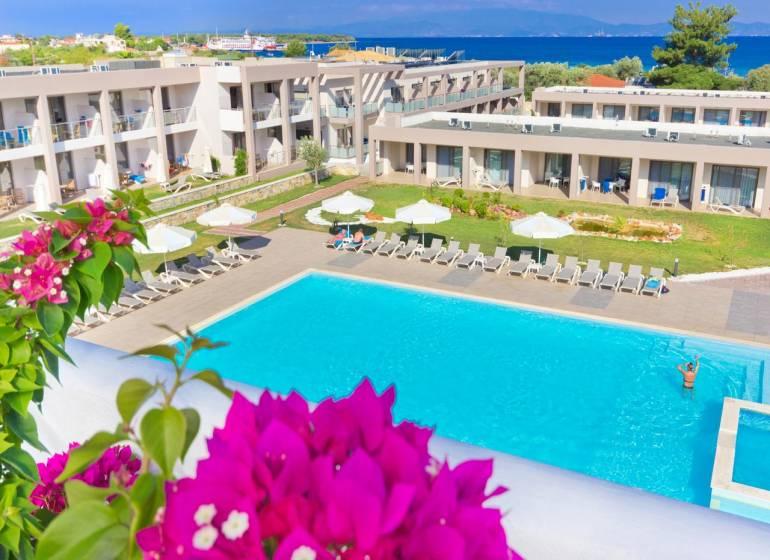 Alea Hotel & Suites,Grecia / Thassos / Skala Prinos