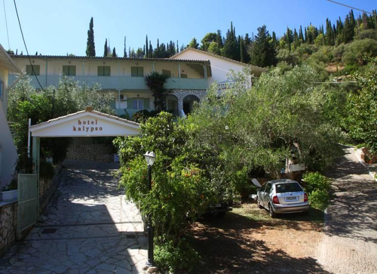 Kalypso Hotel - Lefkada, Agios Nikitas
