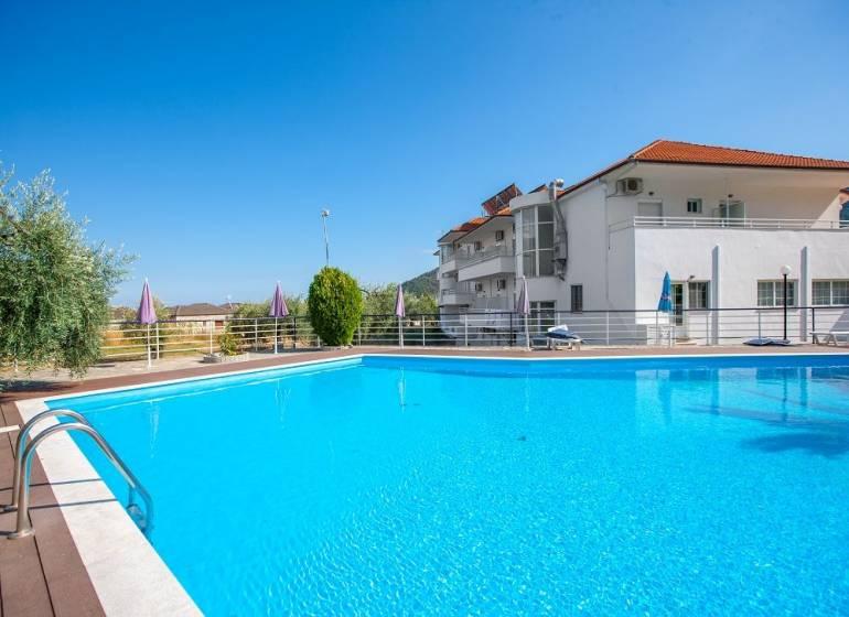 Achilion Hotel - Thassos,Grecia / Thassos / Skala Potamia