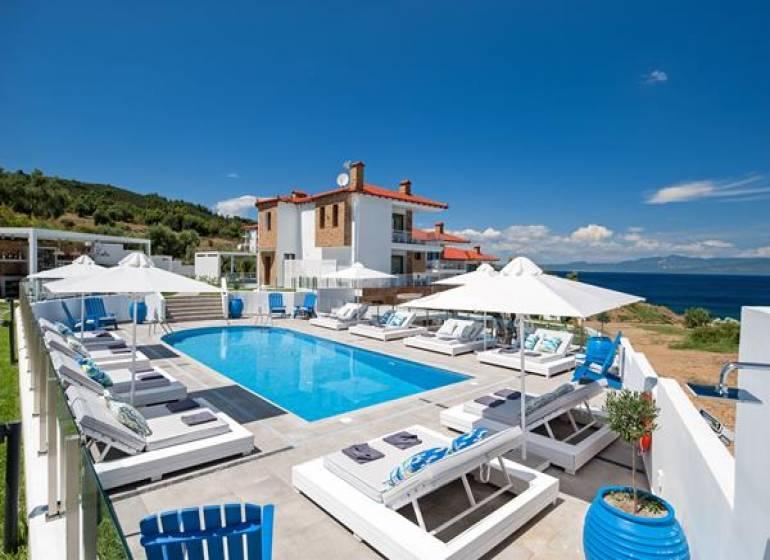 Hotel Villa D' Oro,Grecia / Halkidiki
