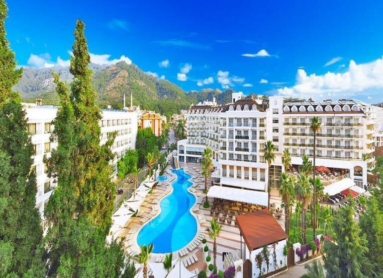 Sunconnect Grand Ideal Premium Hotel,Turcia / Marmaris