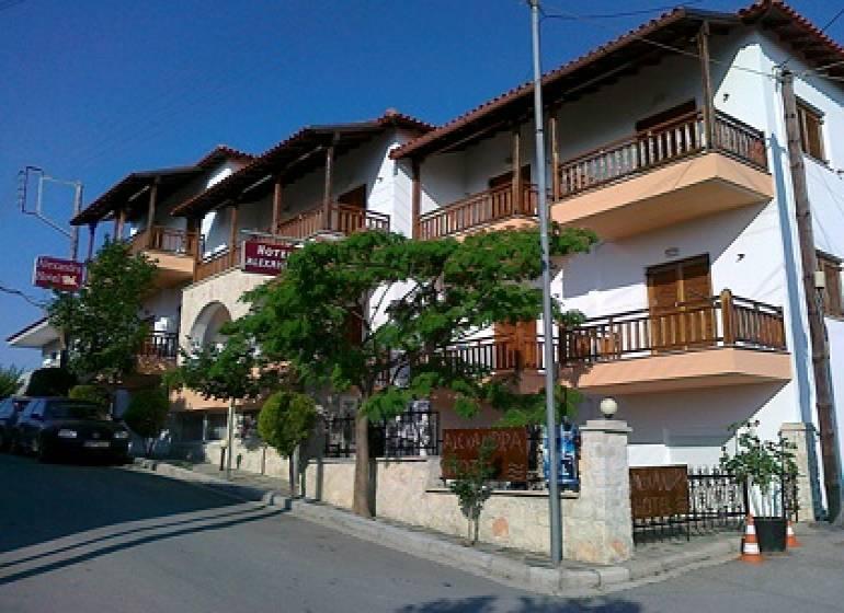 Alexandra Hotel - Nea Roda,Grecia / Halkidiki