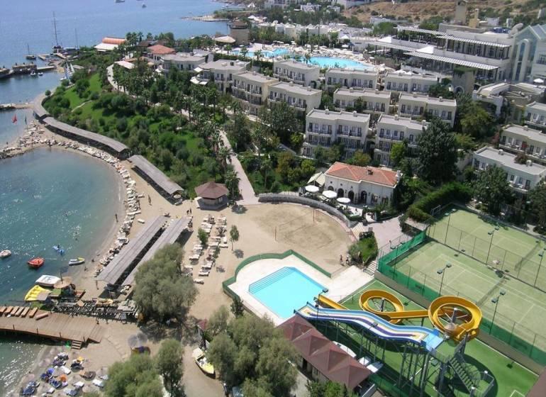 Asteria Bodrum Resort,Turcia / Bodrum