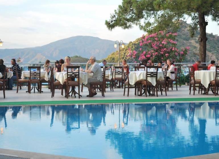 Marbas Hotel,Turcia / Marmaris