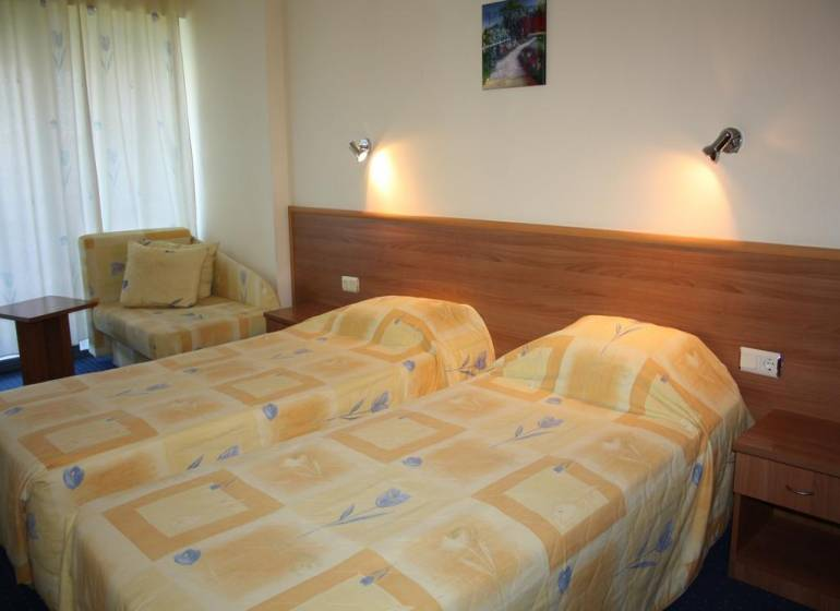 Perunika Hotel,Bulgaria / Nisipurile de Aur