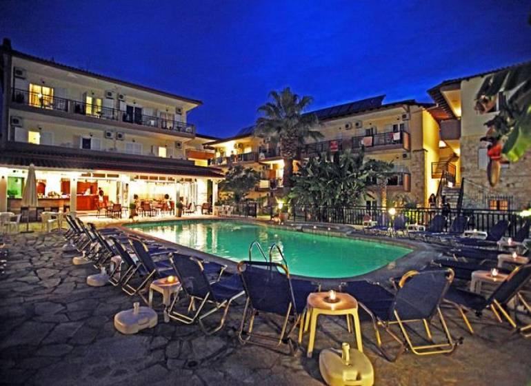 Hotel Sarantis,Grecia / Halkidiki