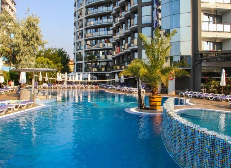 Meridian Hotel,Bulgaria / Sunny Beach