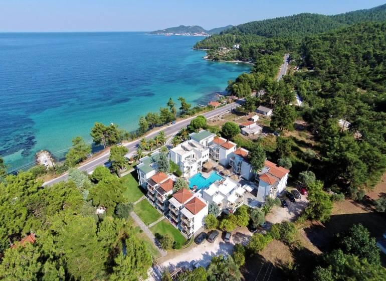 Hotel Esperides Sofras Resort, Glikadi
