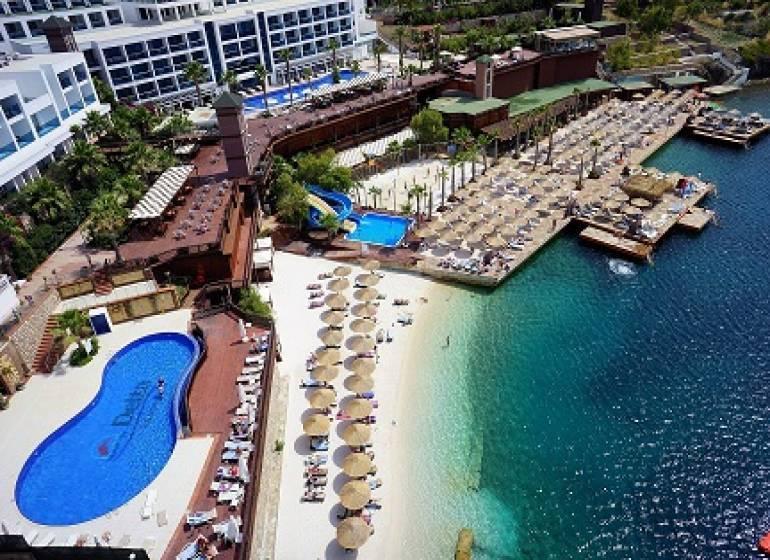 Delta Hotel Marriott,Turcia / Bodrum
