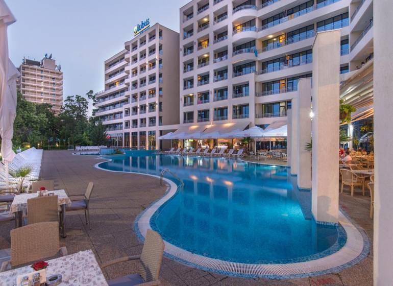 Hotel Globus Sunny Beach,Bulgaria / Sunny Beach