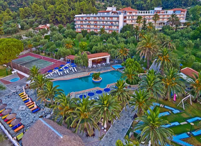 Mendi Hotel,Grecia / Halkidiki
