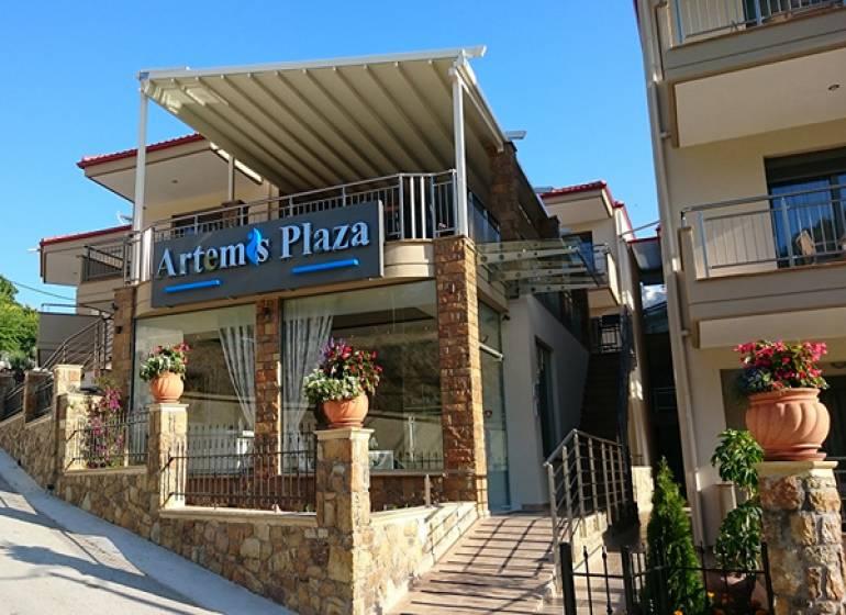 Hotel Artemis Plaza,Grecia / Halkidiki