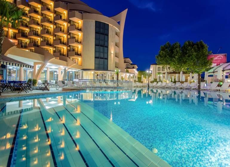 Fiesta M Hotel,Bulgaria / Sunny Beach