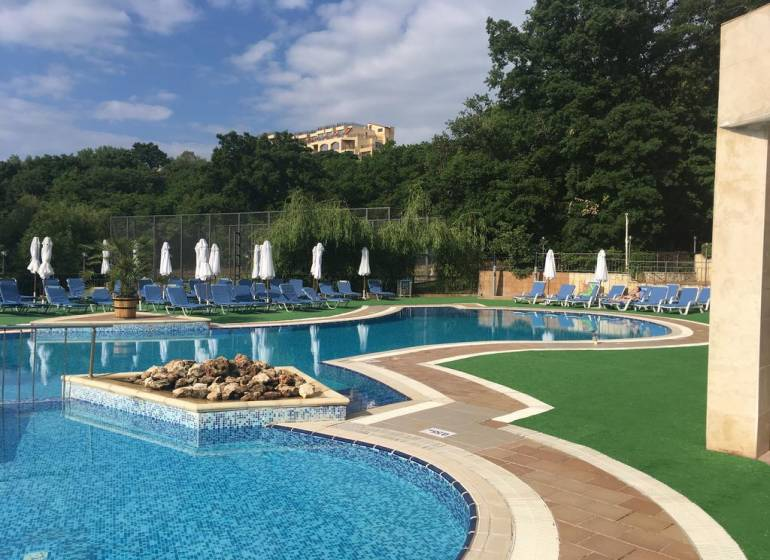 Hotel Holiday Park,Bulgaria / Nisipurile de Aur