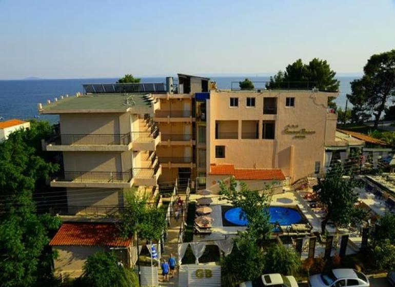 Hotel Filosxenia Golden Beach,Grecia / Halkidiki